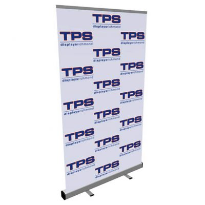 47 inch step and repeat banner stand