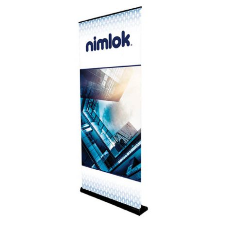 roll up premium retractable banner stand
