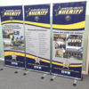 thunder outdoor retractable banner stand picture 2