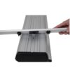 thunder outdoor banner stand assembly