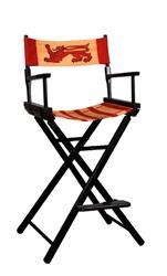 Custom Printed Director Chair