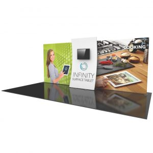 10' x 20' Tension Fabric Displays