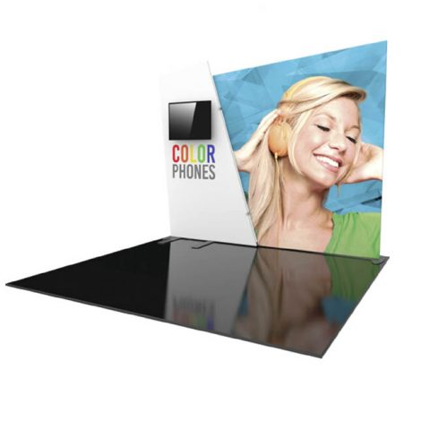 formulate designer series 10' backwall kit 07