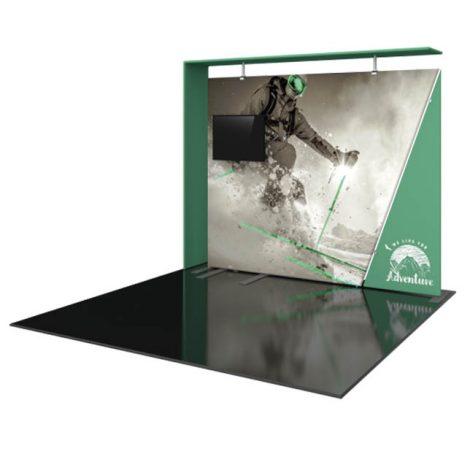 formulate designer series 10' backwall kit 08