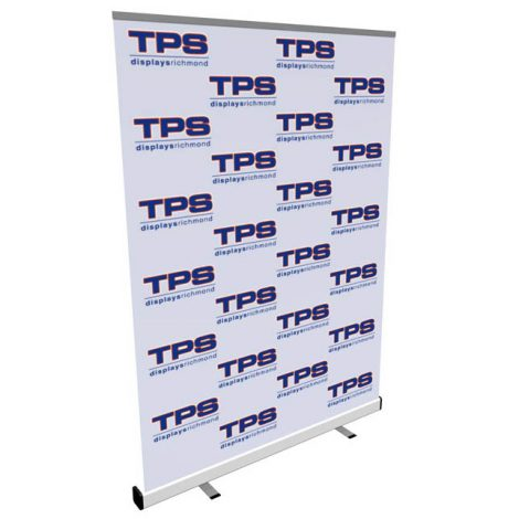 59 inch step and repeat banner stand