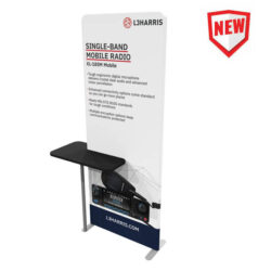 tension fabric banner kiosk