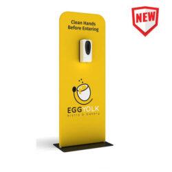 Hand Sanitizer Kiosk